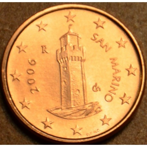 1 cent San Marino 2006 (UNC)