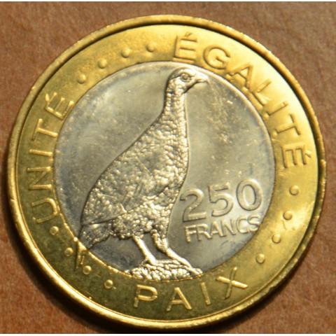 Djibouti 250 francs 2012 (UNC)