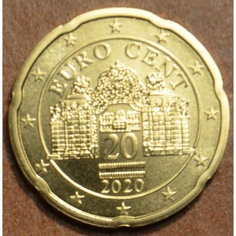 20 cent Austria 2020 (UNC)