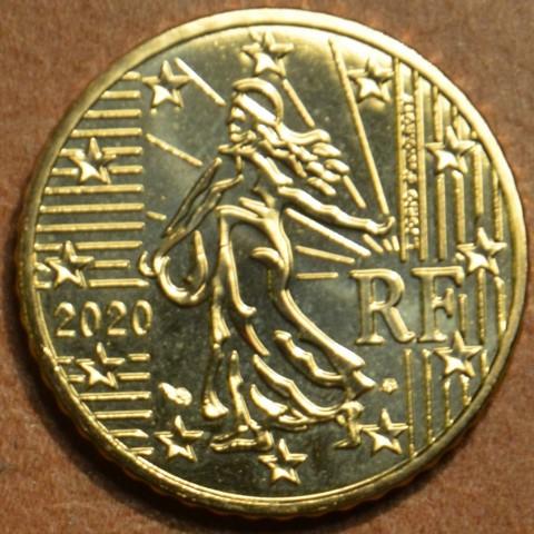 50 cent France 2020 (UNC)
