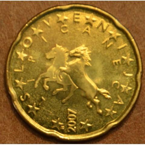 20 cent Slovenia 2007 (UNC)