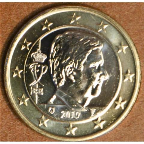 1 Euro Belgium 2019 (UNC)