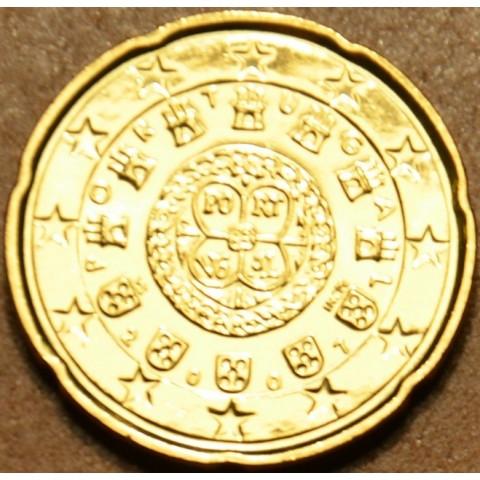 20 cent Portugal 2007 (BU)