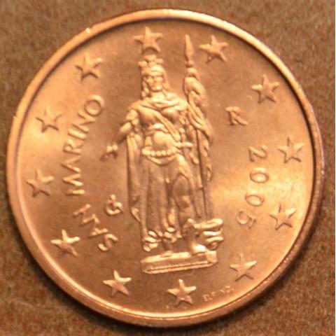2 cent San Marino 2005 (UNC)