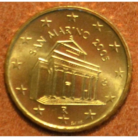 10 cent San Marino 2005 (UNC)