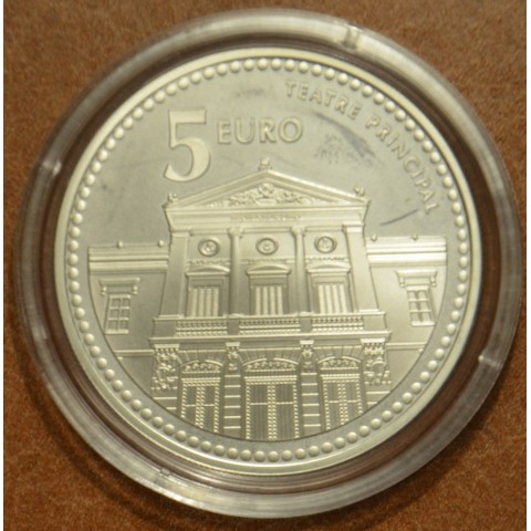 5 Euro Spain 2011 Castello (Proof)