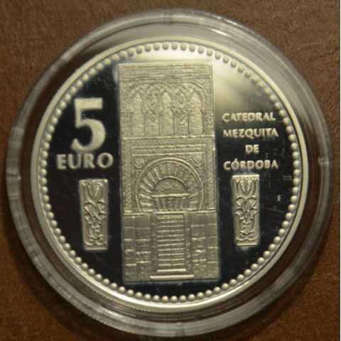 5 Euro Spain 2011 Córdoba (Proof)