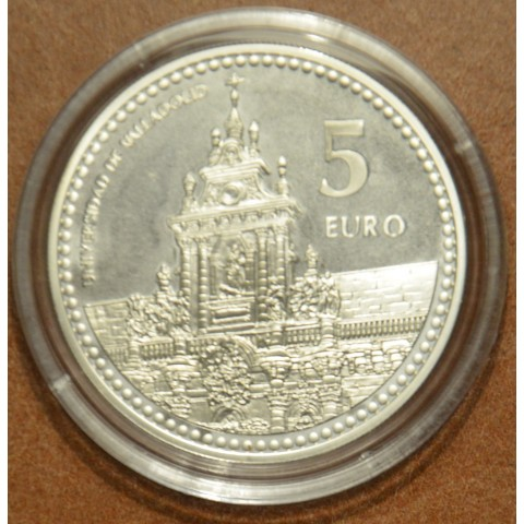 5 Euro Spain 2012 Valladolid (Proof)