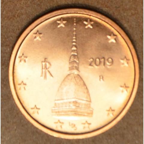 2 cent Italy 2019 (UNC)