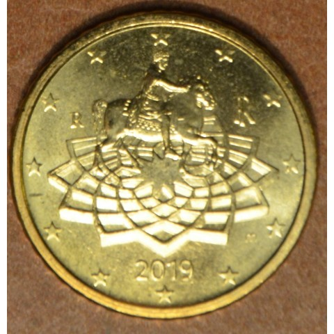 50 cent Italy 2019 (UNC)