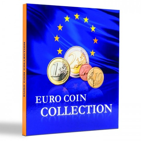 Leuchtturm Presso for 26 sets of eurocoins