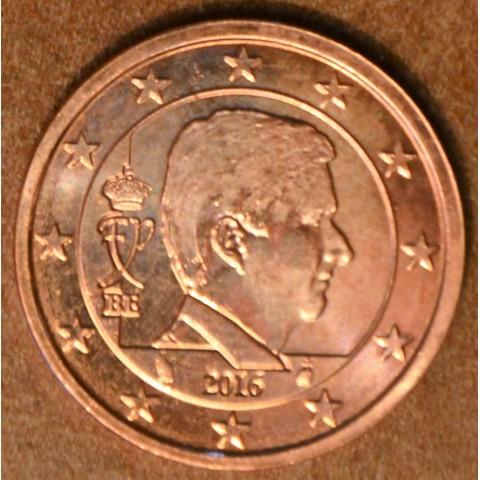 1 cent Belgium 2016 (UNC)