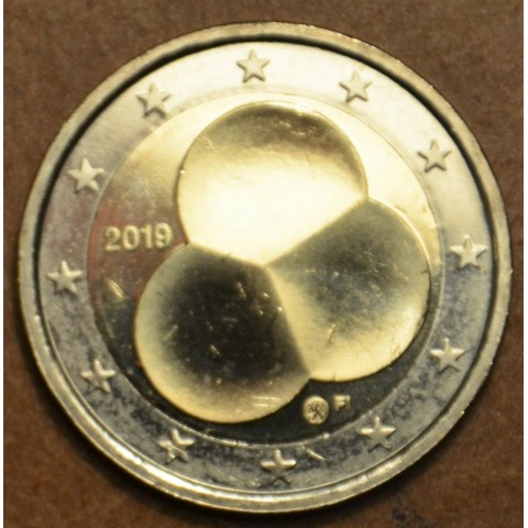 2 Euro Finland 2019 - 100 years of constitution (UNC)