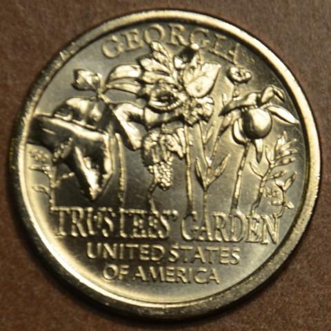 "1 dollar USA ""P"" 2019 Georgia (UNC)"