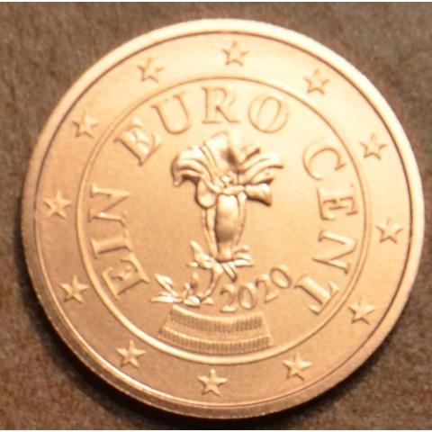 1 cent Austria 2020 (UNC)