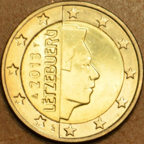 2 Euro Luxembursko 2013 (UNC)