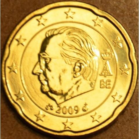 20 cent Belgicko 2009 (BU)
