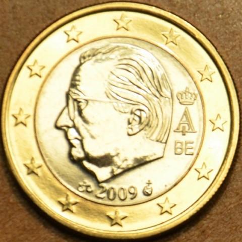 1 Euro Belgium 2009 (BU)