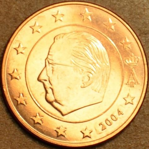 1 cent Belgicko 2004 (UNC)