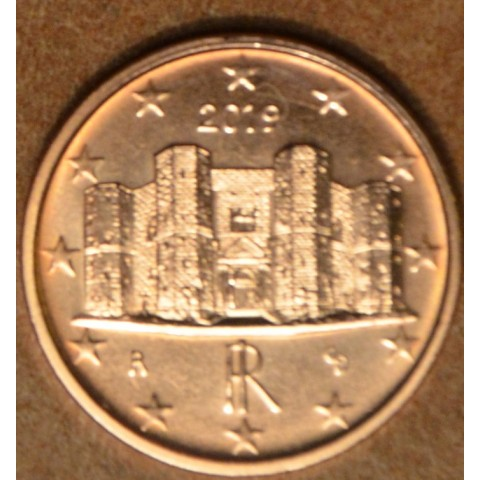 1 cent Italy 2019 (UNC)