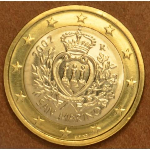 1 Euro San Marino 2007 (UNC)