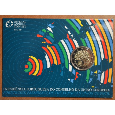 2 Euro Portugal 2007 - Portuguese Presidency of the Council of the European Union (BU)