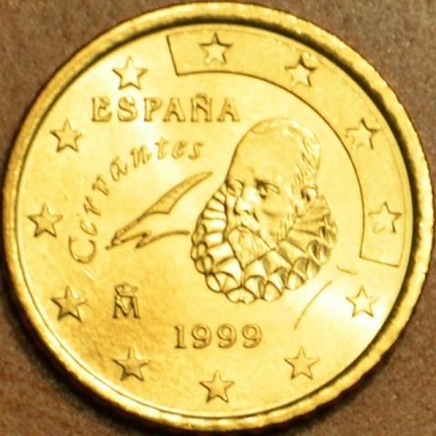 10 cent Španielsko 1999 (UNC)