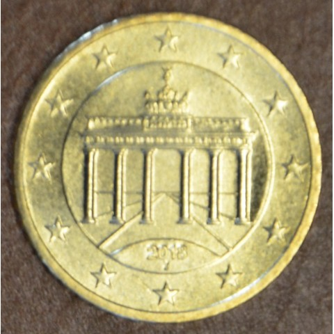 "50 cent Germany ""J"" 2018 (UNC)"