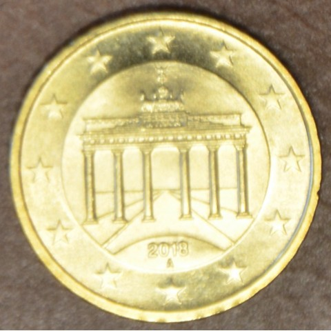 """50 cent Germany """"A"""" 2018 (UNC)"""