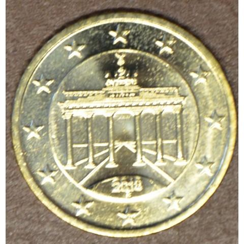 "50 cent Germany ""F"" 2018 (UNC)"