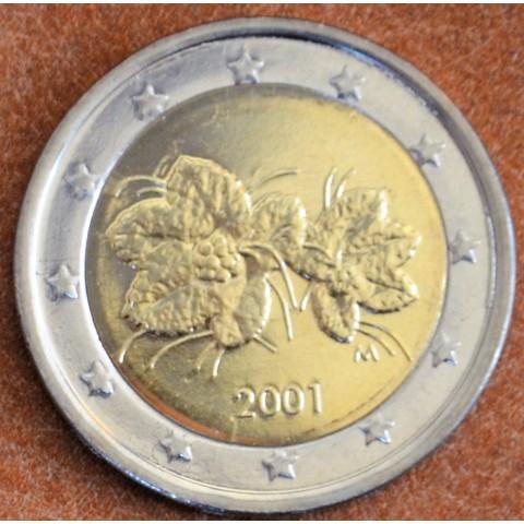 2 Euro Finland 2001 (UNC)