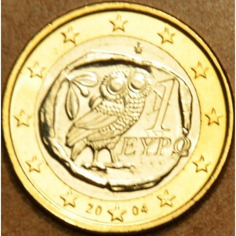 1 Euro Grécko 2004 (UNC)