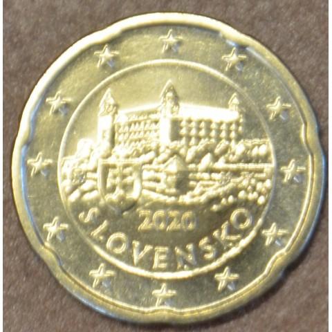 20 cent Slovakia 2020 (UNC)