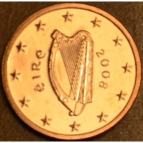1 cent Ireland 2008 (UNC)