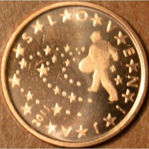 5 cent Slovenia 2011 (UNC)