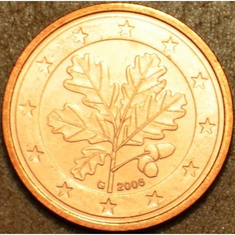"""5 cent Nemecko """"G"""" 2006 (UNC)"""