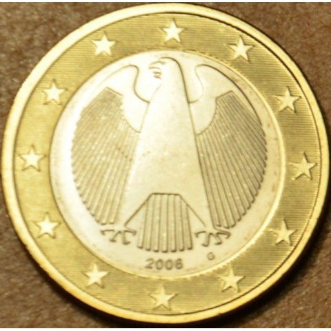 "1 Euro Germany ""G"" 2006 (UNC)"