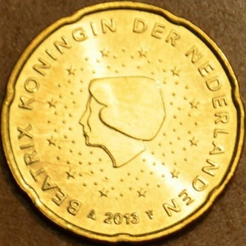 20 cent Netherlands 2013 (UNC)