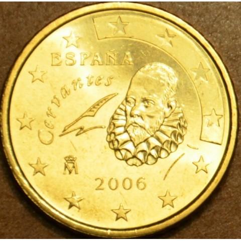 50 cent Spain 2006 (UNC)
