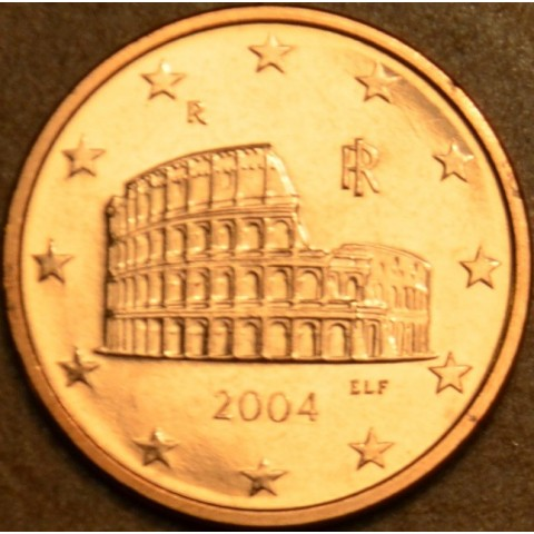5 cent Italy 2004 (UNC)