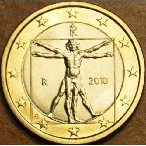 1 Euro Italy 2010 (UNC)