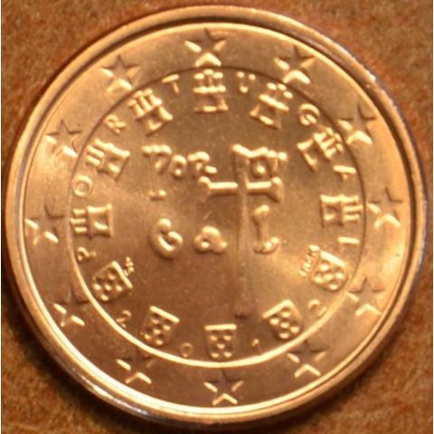 1 cent Portugal 2012 (UNC)