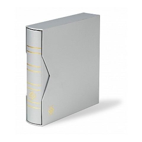 Silver Leuchtturm NUMIS album