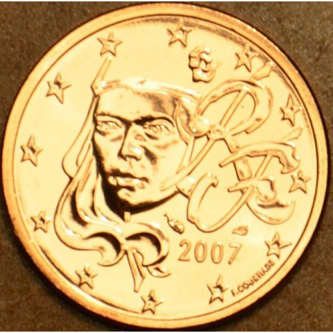 1 cent France 2007 (UNC)