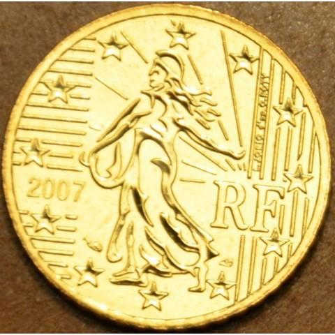50 cent France 2007 (UNC)