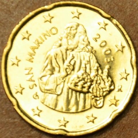 20 cent San Marino 2003 (UNC)