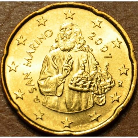 20 cent San Marino 2007 (UNC)
