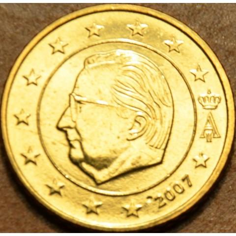 50 cent Belgium 2007 (UNC)
