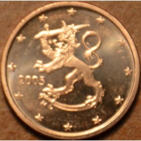 1 cent Fínsko 2005 (UNC)