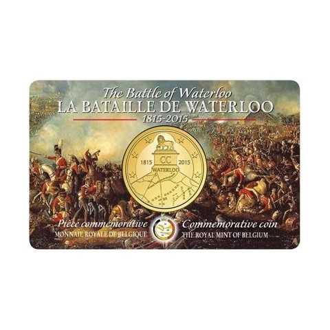 2,5 Euro Belgium 2015 (BU)